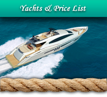 Yachts & Price List